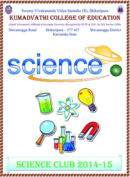 scince magazine copy
