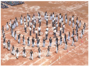 Group Performance on the Republic Day