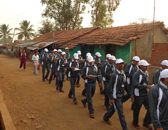 17-procession-by-the-student-teachers-to-develop-human-values
