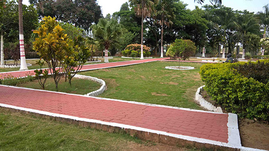16 Campus of our college